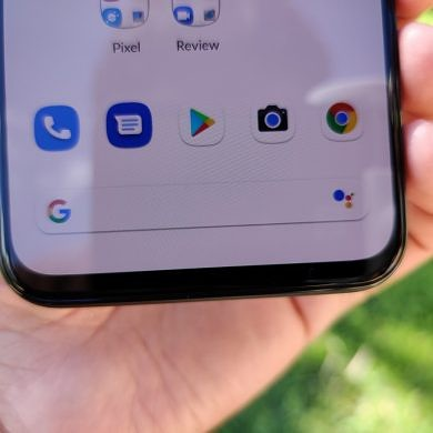 """Google App 10.83 tests """"Lift to Talk"""" for Google Assistant on the Pixel 4"""