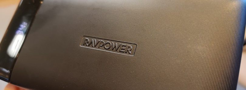 RAVPower PD Pioneer 20,000mAh Power Bank Review – A Perfect Travel Companion
