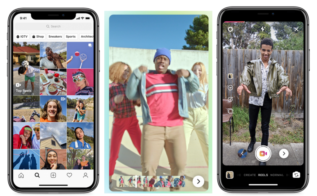 Instagram Is Testing a TikTok-Like Editing Tool for Stories