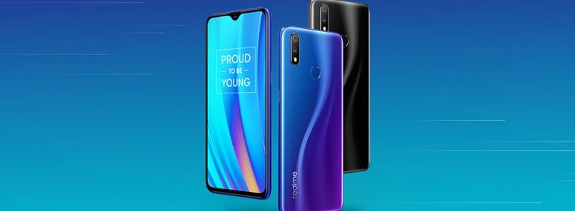 Realme 3 Pro and Realme X get updates for Dark Mode and October 2019 security patches