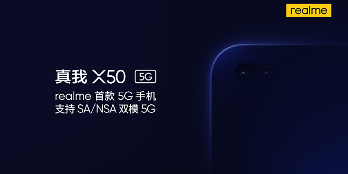 Update: Snapdragon 765G confirmed] Realme X50 will be