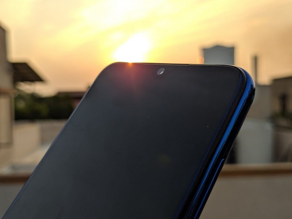 Redmi Note 8 front
