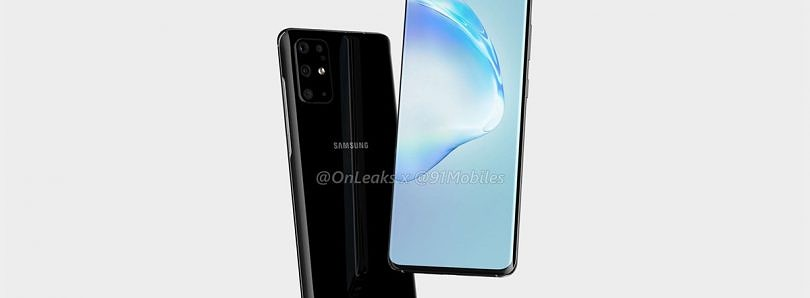 Samsung Galaxy S11 leaked renders reveal penta-camera setup, centered hole-punch display and no headphone jack