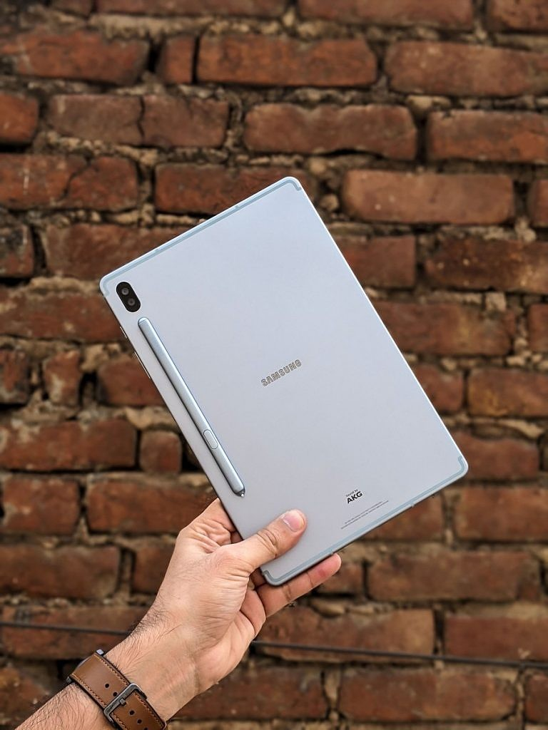 Samsung Galaxy Tab S6 Review The Best Tablet Android Has To Offer
