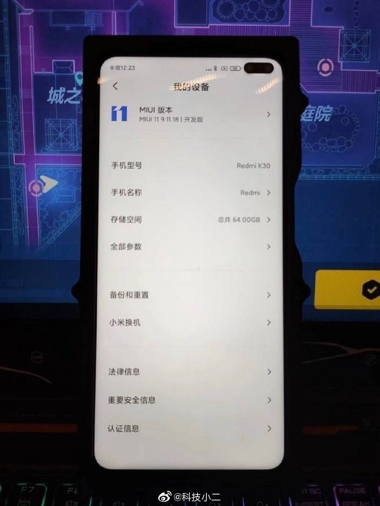 """<p>Xiaomi's Redmi sub-brand attempted its first foray into the flagship market with the Redmi K20 Pro, a device that was widely praised for being an affordable flagship at a time when several other OEMs strayed further away from affordability. The K20 series was launched in May 2019 in China, but Redmi had revealed in October</p> <p>The post <a rel=""""nofollow"""" href=""""https://www.xda-developers.com/redmi-k30-live-images-confirm-120hz-refresh-rate-display-qualcomm-snapdragon-730-g/"""">Redmi K30 live images confirm 120Hz refresh rate display and Qualcomm Snapdragon 730/G</a> appeared first on <a rel=""""nofollow"""" href=""""https://www.xda-developers.com/"""">xda-developers</a>.</p>"""