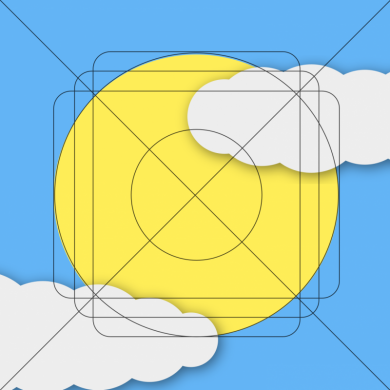 Graphic design for Android developers: Creating the ideal app icon