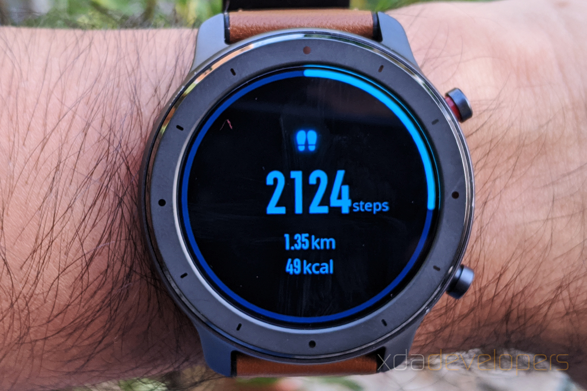 huami amazfit gtr smartwatch review