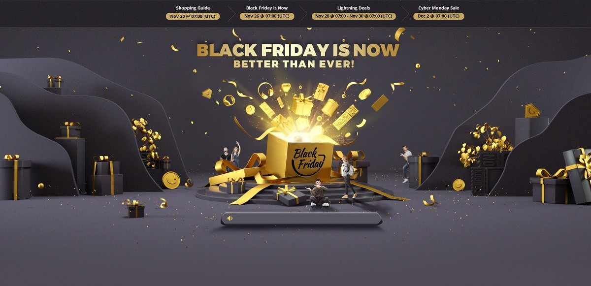 Gearbest Black Friday 48h Sale Update Xiaomi Note 10 Just Got Even Cheaper Now Only
