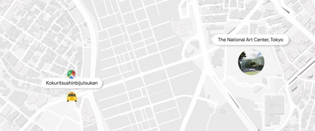 Google Maps update will bring a Translate button for place names and addresses