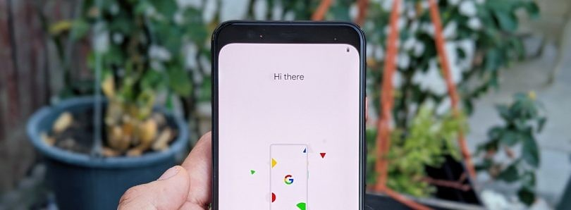 Google's first Pixel Feature Drop enables dual-frequency GNSS, improved Face Unlock, and T-Mobile eSIM support for the Pixel 4