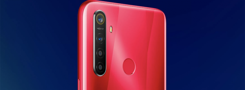 [Update 2: Snapdragon 665] Realme will launch the Realme 5s 48MP Quad Camera phone next week