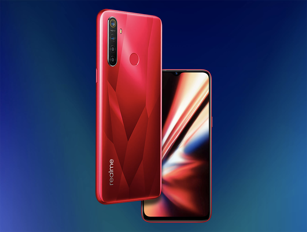 realme 5 5s snapdragon 665 48mp samsung gm1 isocell bright