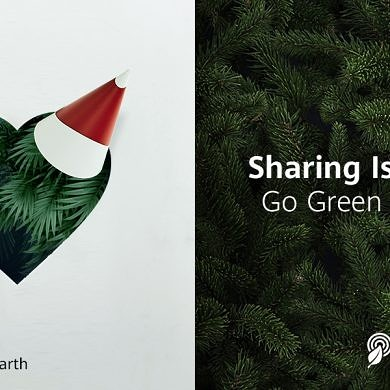 Share Your Christmas Tree to Help Improve Our World, In Huawei's Charity Event