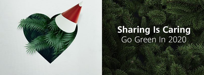 Share Your Christmas 2020 Share Your Christmas Tree to Help Improve Our World, In Huawei's