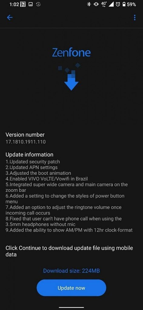 """<p>Early last month, ASUS rolled out the stable Android 10 update for the ZenFone 6/ASUS 6Z, bringing all the new features introduced in Google's latest software release. Shortly thereafter, the company released kernel sources of the Android 10 release. Later in November, the company released the Android 10 update for the ZenFone 5Z and now</p> <p>The post <a rel=""""nofollow"""" href=""""https://www.xda-developers.com/asus-updates-zenfone-6-november-2019-patches-camera-sound-ui-features/"""">ASUS updates the ZenFone 6 with November 2019 patches and new camera, sound, and UI features</a> appeared first on <a rel=""""nofollow"""" href=""""https://www.xda-developers.com/"""">xda-developers</a>.</p>"""
