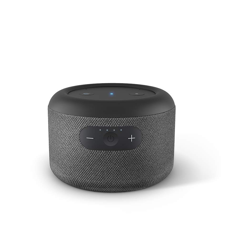 Amazon launches its first-ever portable Echo smart speaker in India
