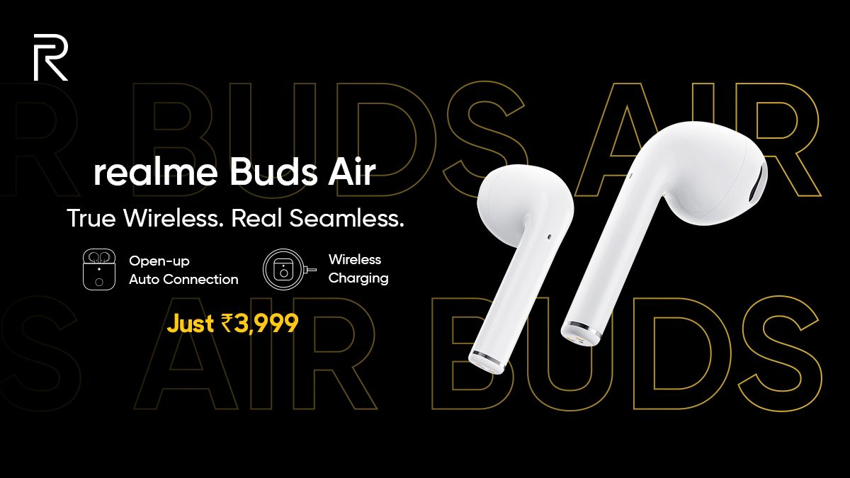 Realme Buds Air And Oppo Enco Free Tws Bluetooth Earbuds Annouced