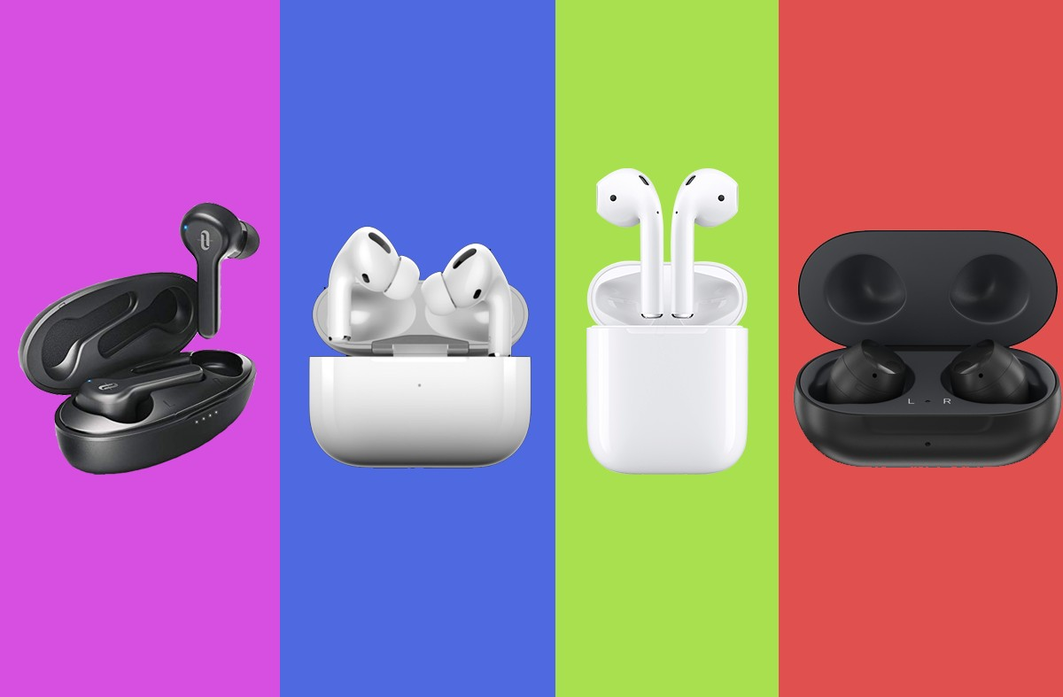 Truly Wireless Earphones Comparison Taotronics Soundliberty 53