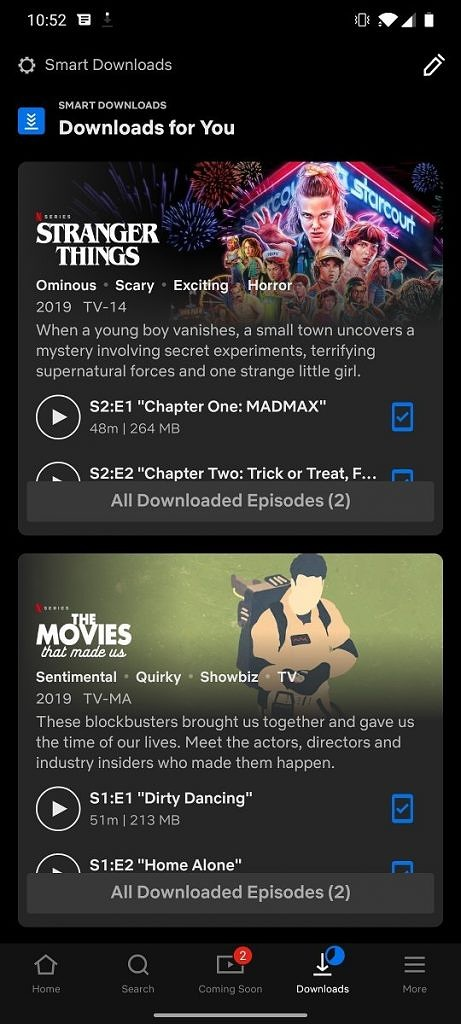 Netflix Downloads For You