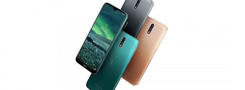 [Update 2: Launched in US] Nokia 2.3 launches with Android One based on Android 9 Pie and a microUSB port