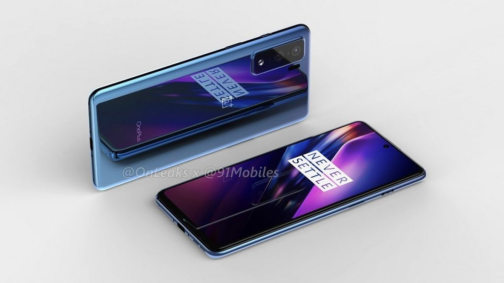OnePlus 8 Lite Revealed in CAD Renders!