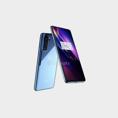 [Update: Triple rear cameras and Live images] OnePlus 8 Lite leaked renders show OnePlus' first mid-range phone in four years