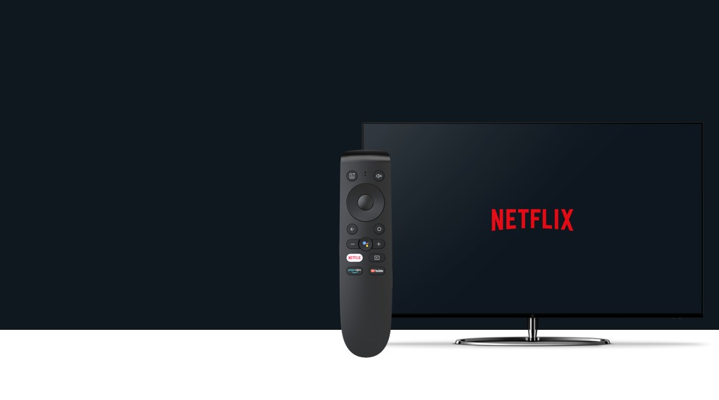 OnePlus TV Netflix Remote