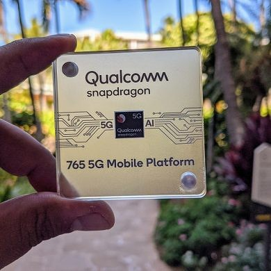 Qualcomm announces the Snapdragon 765 with the Snapdragon X52 5G modem and support for 120Hz displays and 192MP cameras