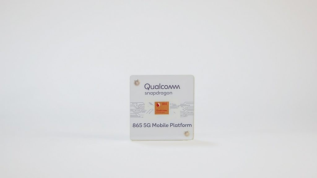Qualcomm Snapdragon 865 5G chip