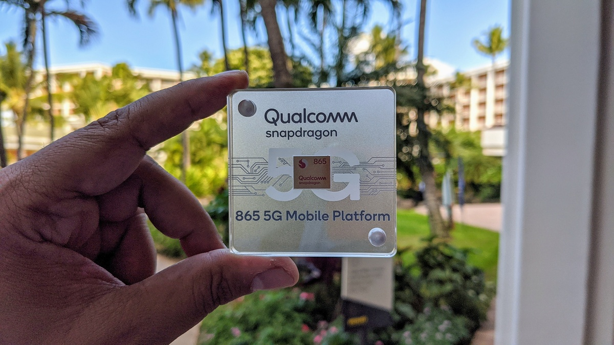 Qualcomm announces the Snapdragon 865 with support for 5G, 200MP cameras, and 144Hz displays