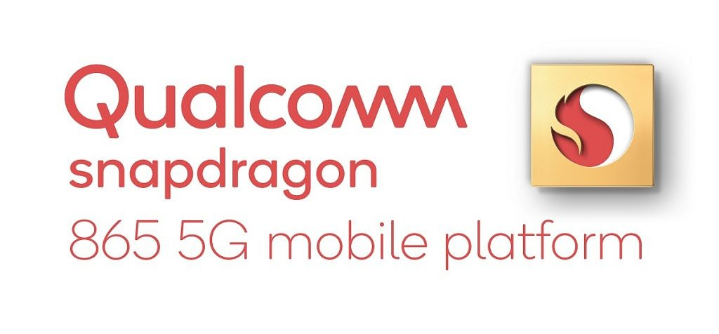 Qualcomm Snapdragon 865 logo
