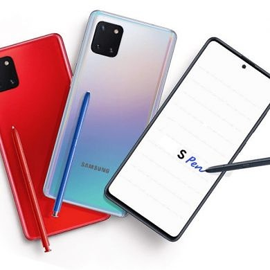 Here are the (alleged) specs for the Samsung Galaxy Note 10 Lite