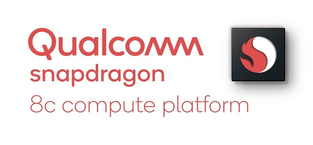 Qualcomm Snapdragon 8c logo