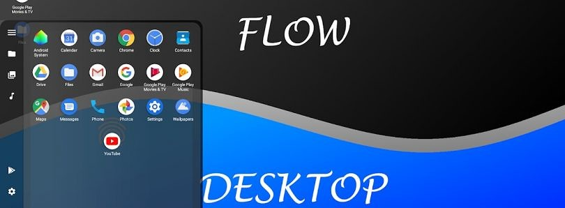 Flow Desktop is the first launcher built for Android 10's hidden Desktop Mode