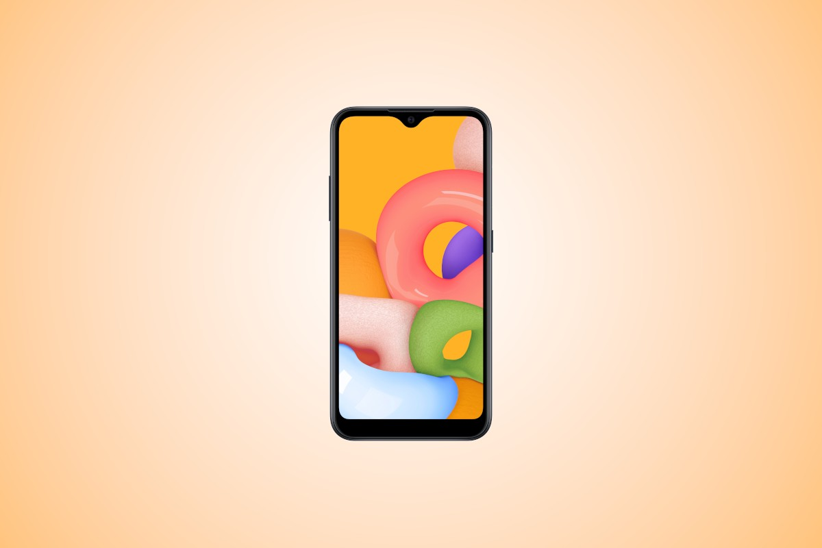 Samsung Unveils Entry Level Galaxy A01 With Infinity V Display And 128gb Of Storage