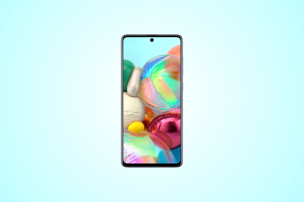 Update Launched In India Samsung Galaxy A71 Launches With Punch Hole Display And 64mp Quad Rear