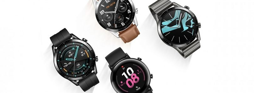 Huawei Watch GT 2 with two-week battery life and Kirin A1 chip launched in India