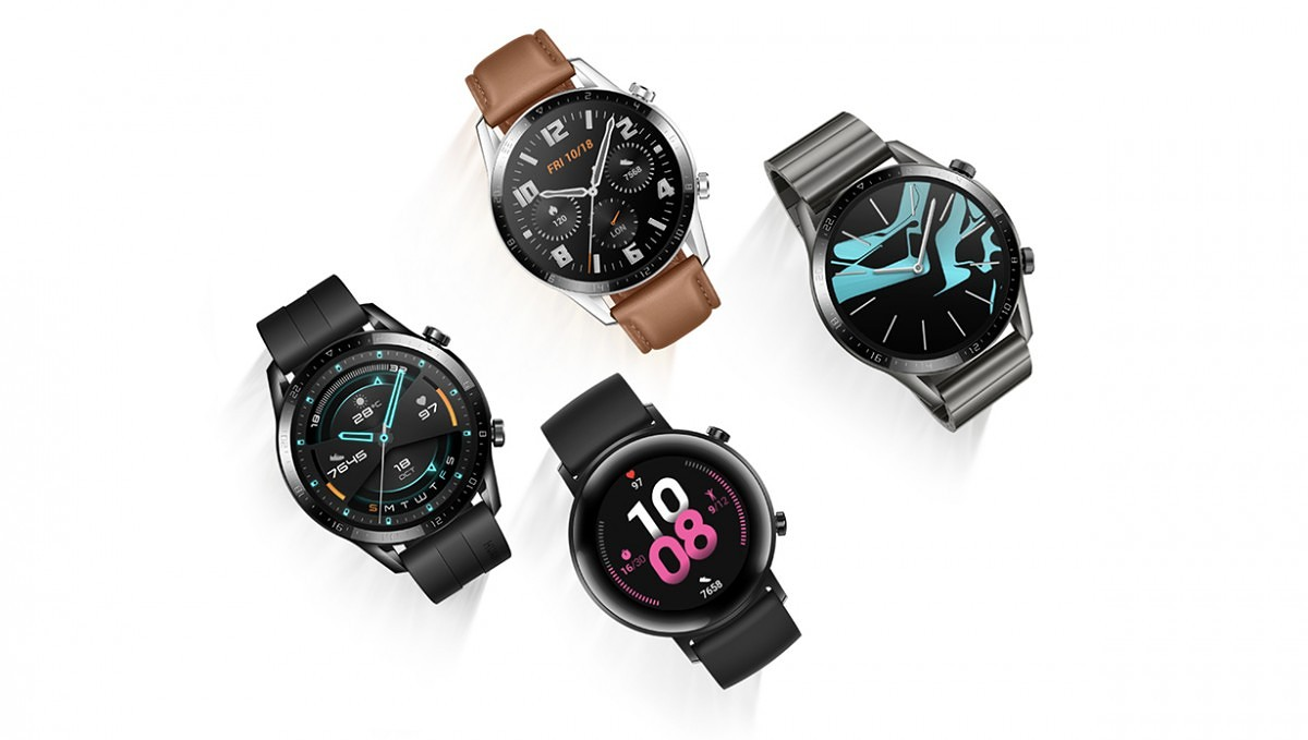 Huawei Watch GT 2 with 2-week battery and Kirin A1 launched