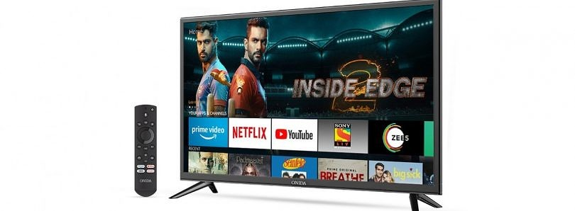 [Update: Available] Onida launches a smart TV in India with Amazon's Fire TV software