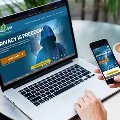 SlickVPN Blocks Trackers and Hackers Whenever You Go Online