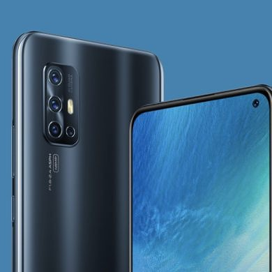 Vivo V17 with the world's tiniest hole-punch camera launches in India