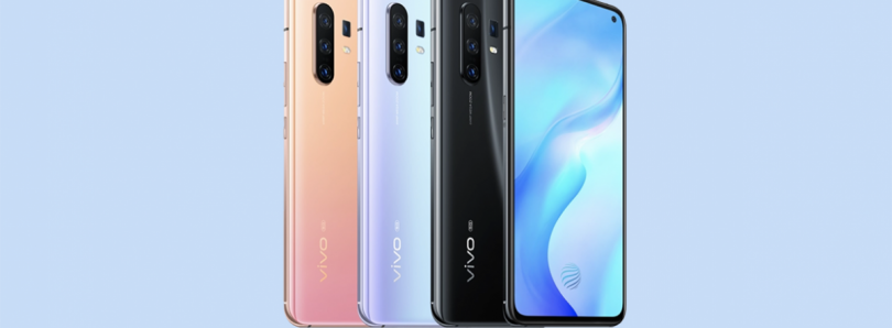 Vivo launches X30 and Vivo X30 Pro with 5G, Exynos 980 SoC, 64MP cameras, and FuntouchOS 10