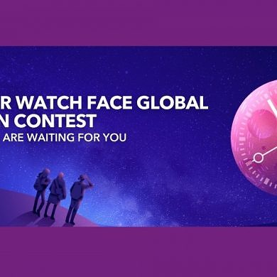 [Contest] Join HONOR Watch Face Global Design Contest! Big Prizes Are Waiting For You!