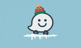 "Waze's new ""Snow Warning"" allows users to report unplowed roads"