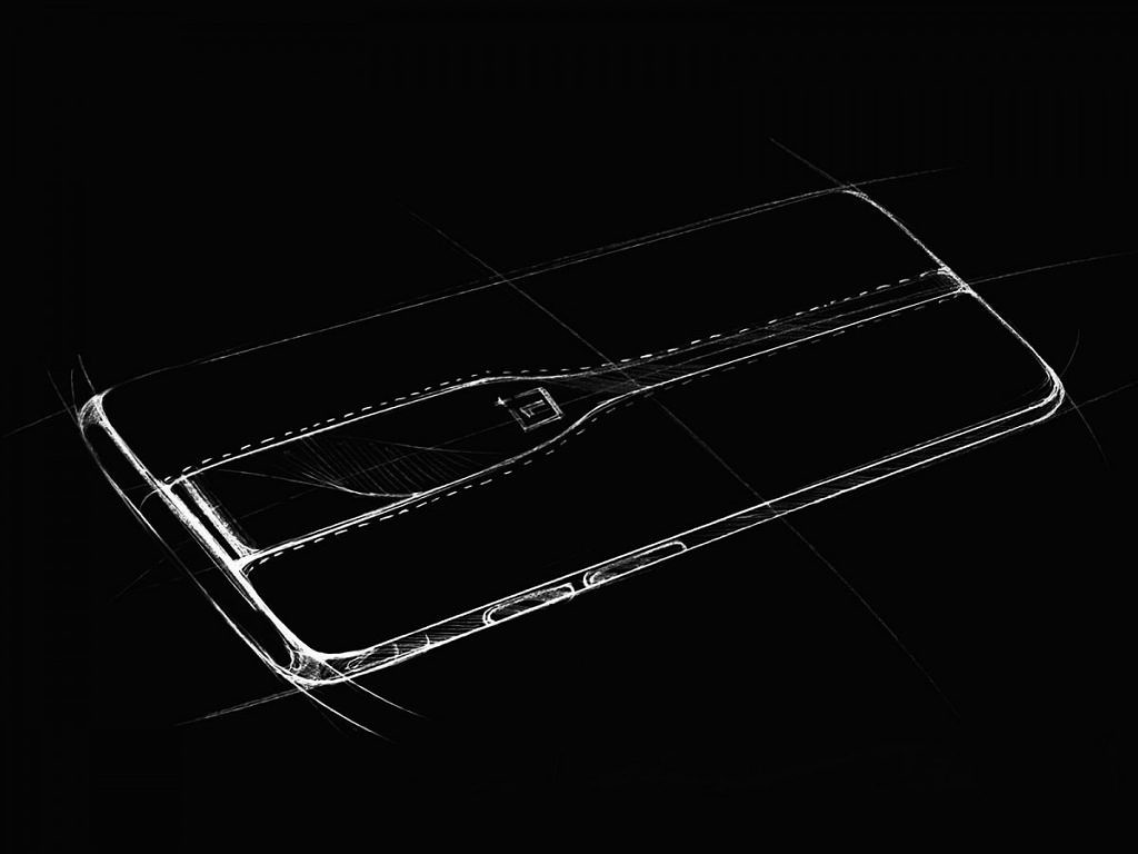 OnePlus Concept One - Sketch
