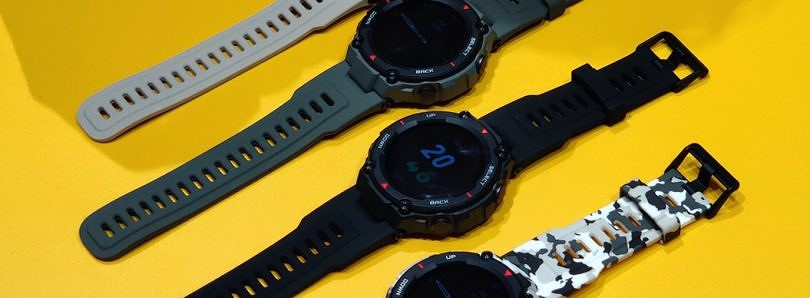 Huami unveils the Amazfit T-Rex smartwatch, Amazfit Bip S fitness tracker, and Amazfit PowerBuds and ZenBuds wireless earbuds