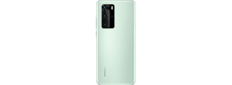 [Update: Mint Green Color] Huawei P40 Pro leaked render shows off quad cameras, curved display
