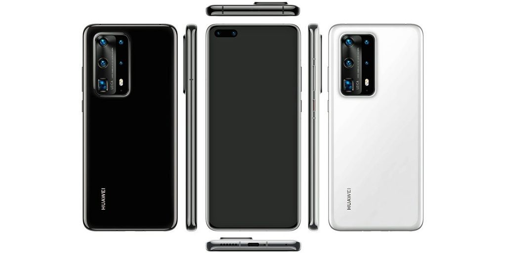 "Huawei P40 Pro ""Premium Edition"" leaks with five rear cameras and ceramic back"