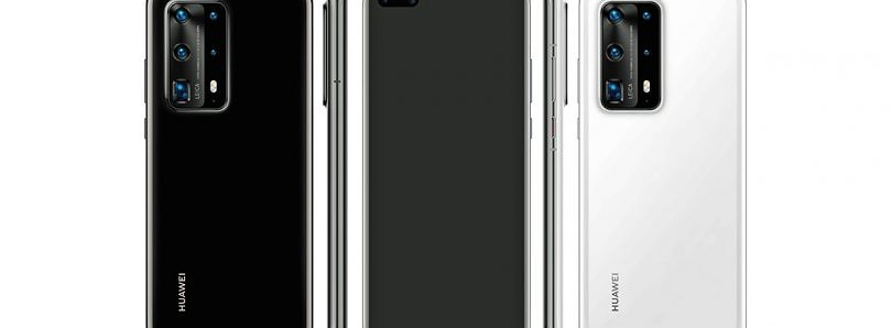 """Huawei P40 Pro """"Premium Edition"""" leaks with five rear cameras and ceramic back"""