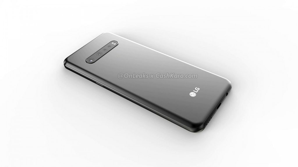 LG G9 Renders Reveal A Quad Camera on the Back